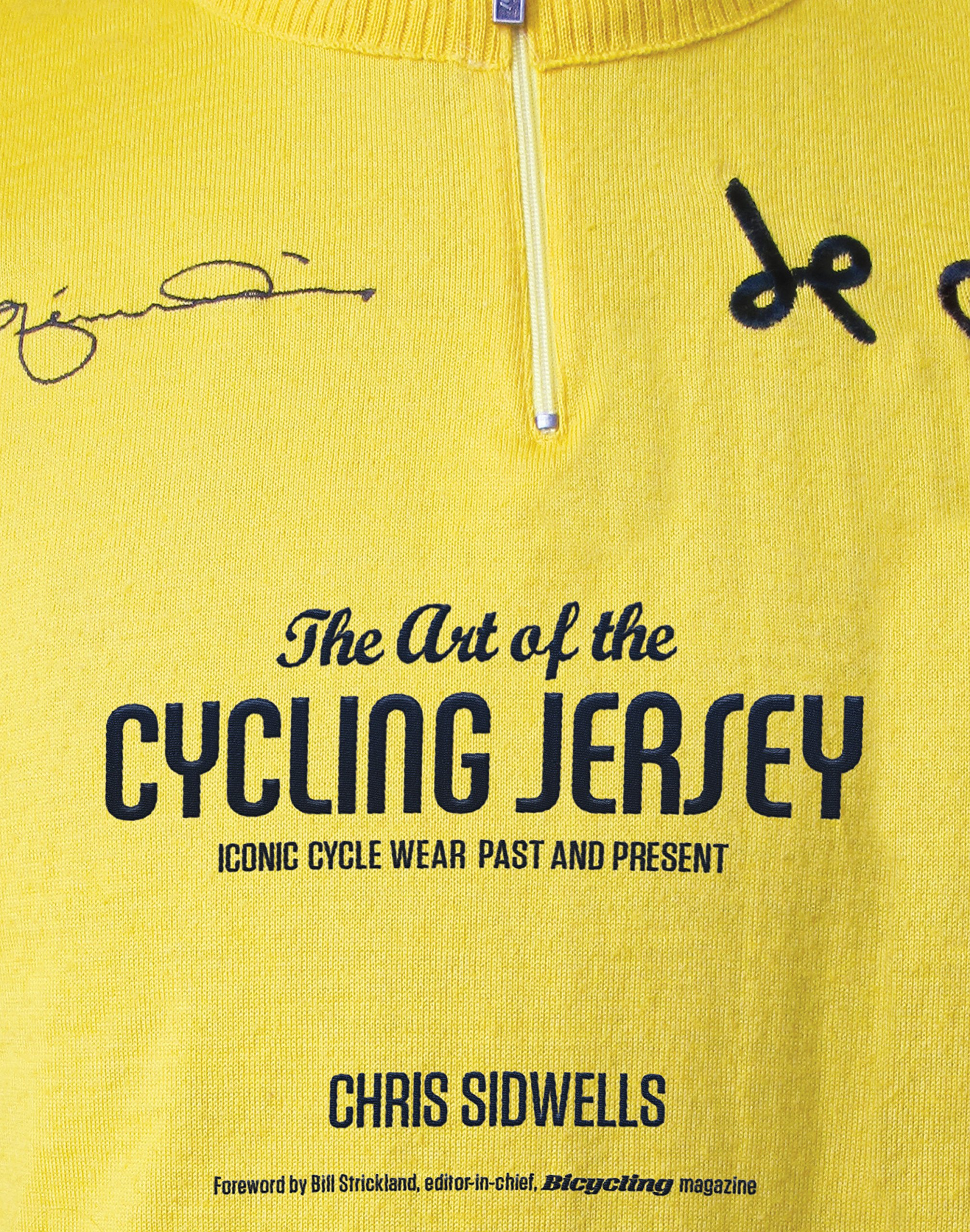 The Art of the Cycling Jersey  Iconic Cycle Wear Past and Present ... 6831b7e1c
