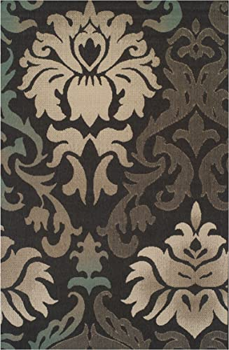 Superior Designer 5' x 8' Lowell Collection Area Rug