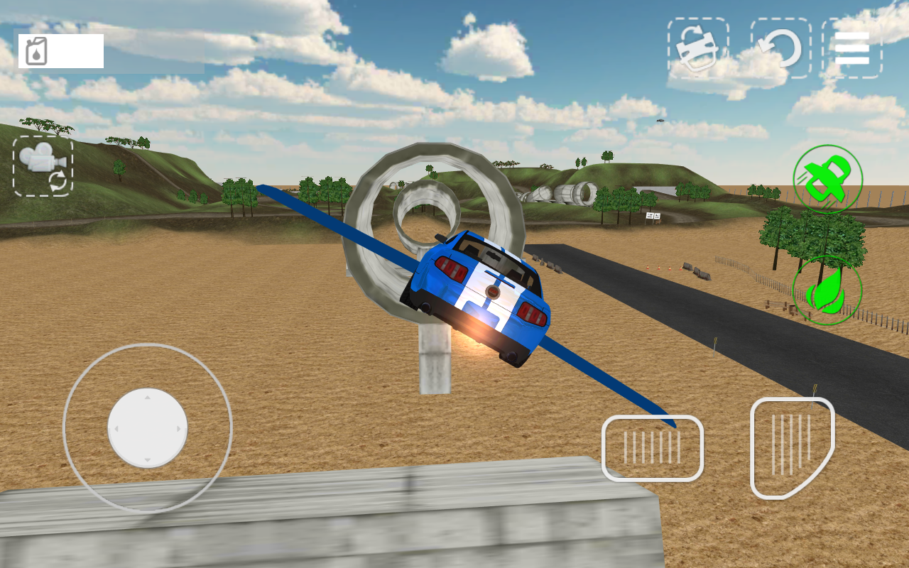 Amazon Com Flying Car Driving Simulator Appstore For Android