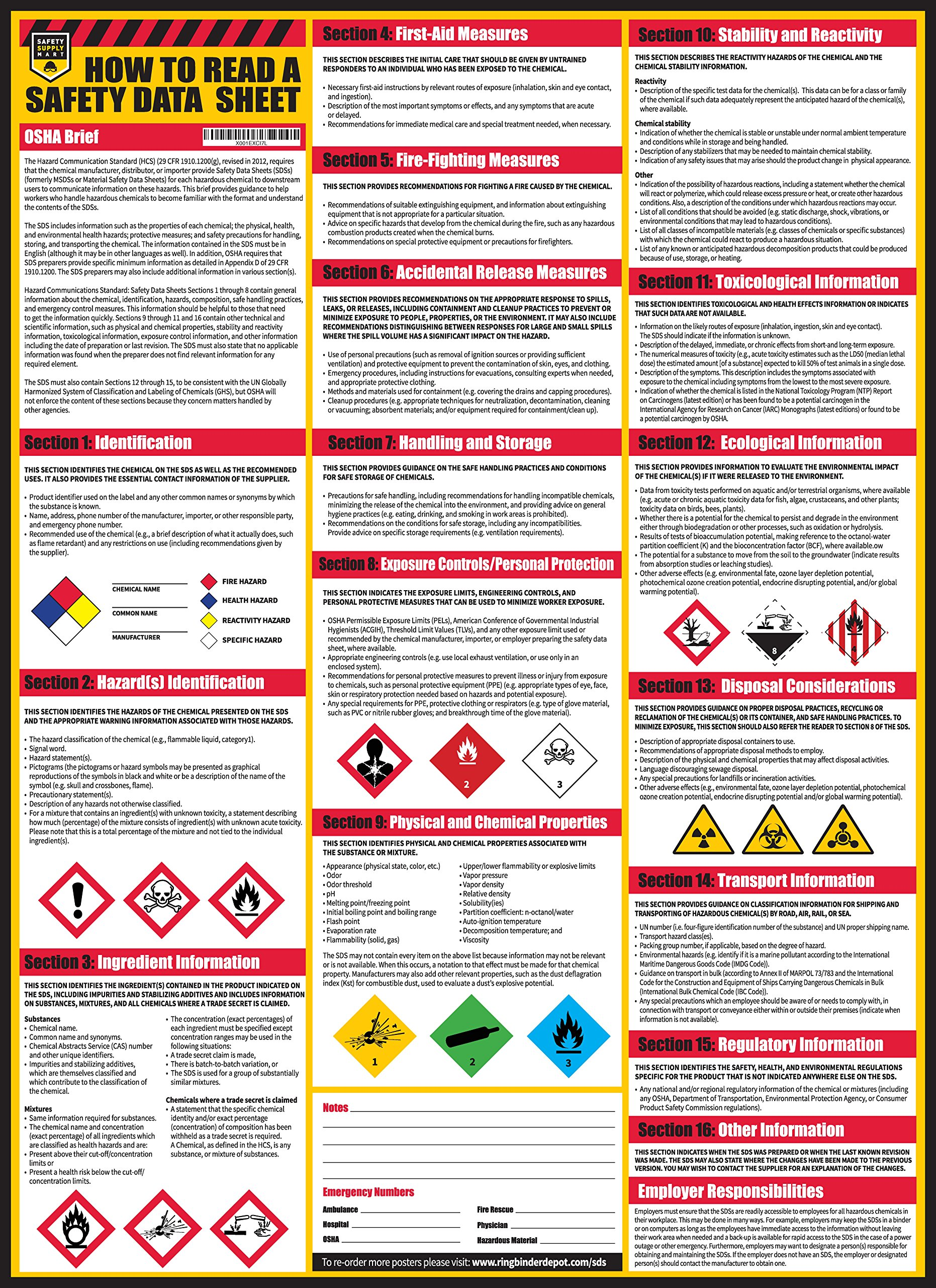 It is a graphic of Irresistible Printable Msds Sheets