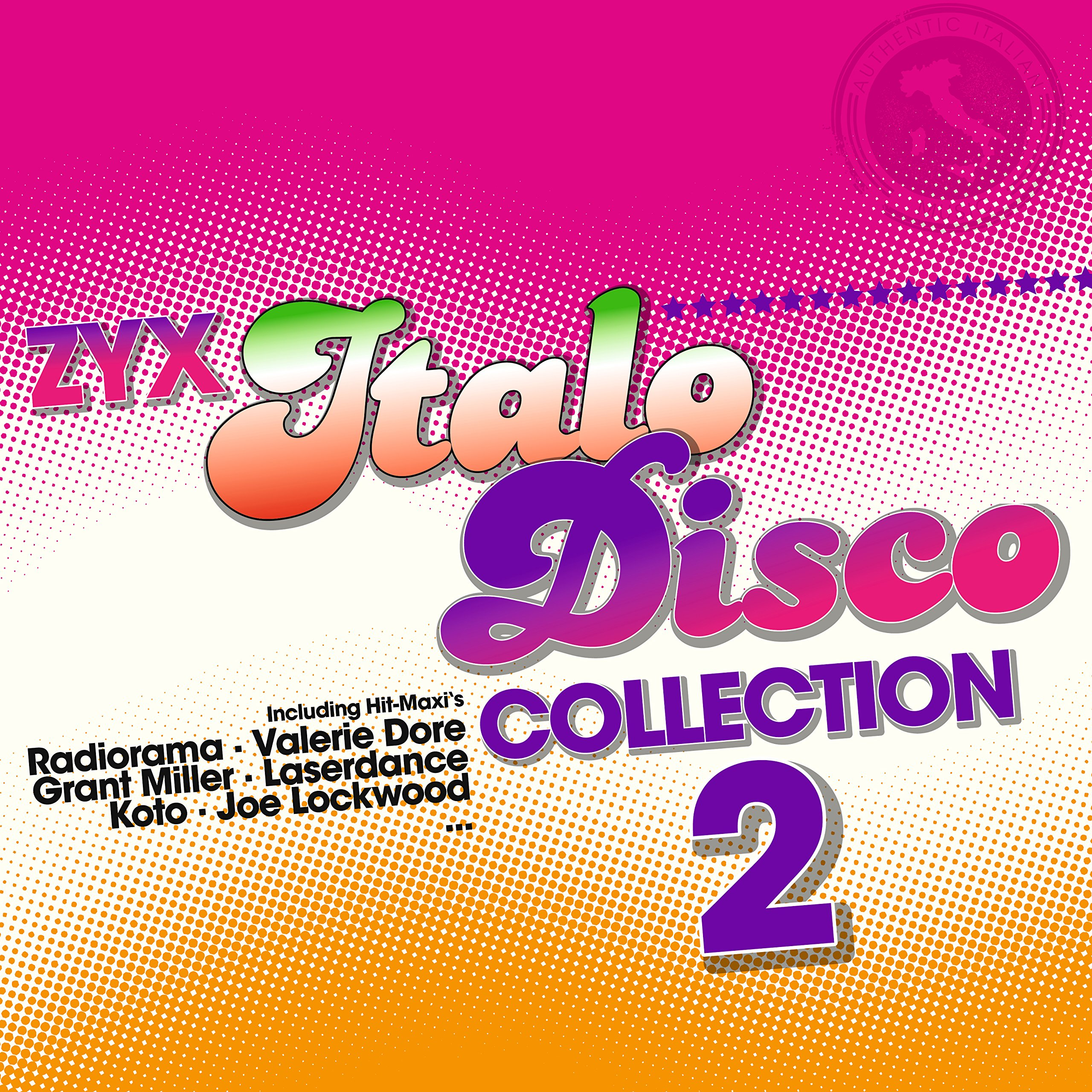 Vinilo : Zyx Italo Disco Collection 2 / Various (2 Disc)