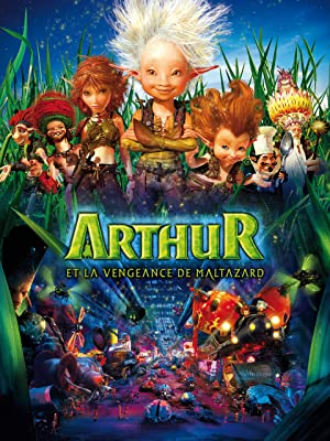Watch Arthur And The Invisibles 2 Arthur And The Revenge Of Maltazard Prime Video