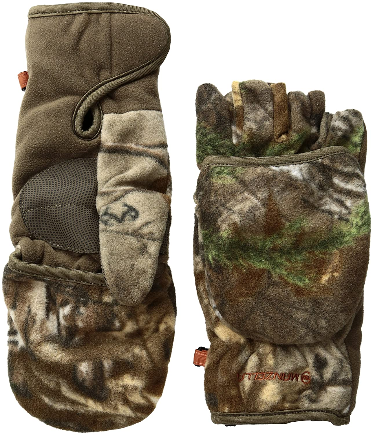 Manzella Productions Bow Hunter Convertible Glove/Mitten, Thinsulate APX, X-Large: Amazon.in: Sports, Fitness & Outdoors