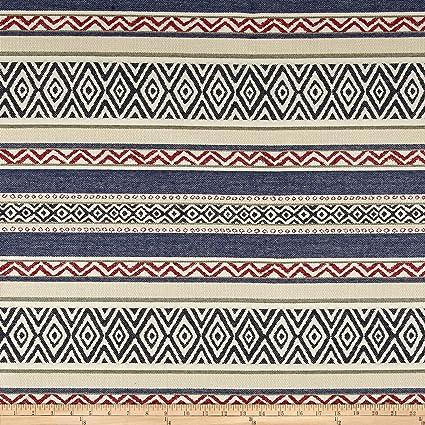 Amazon.com: ARTISTRY Navajo Southwest Stripe Jacquard Las ...