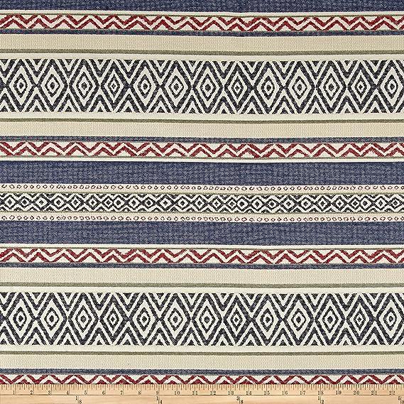Amazon.com: Artistry Navajo SouthWest - Tela de rayas ...