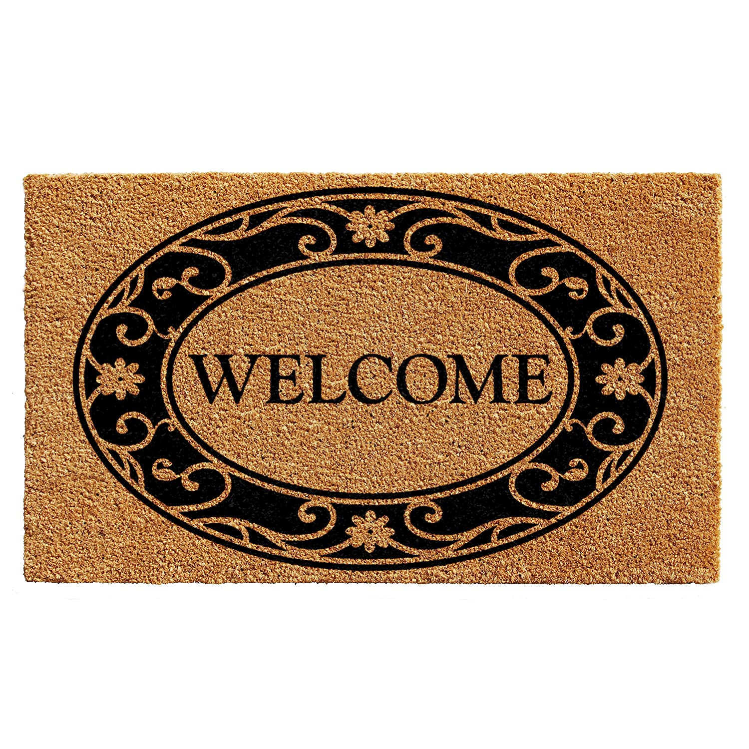 Calloway Mills Home /& More 102352436 Plantation Welcome Doormat 24 x 36 N//A