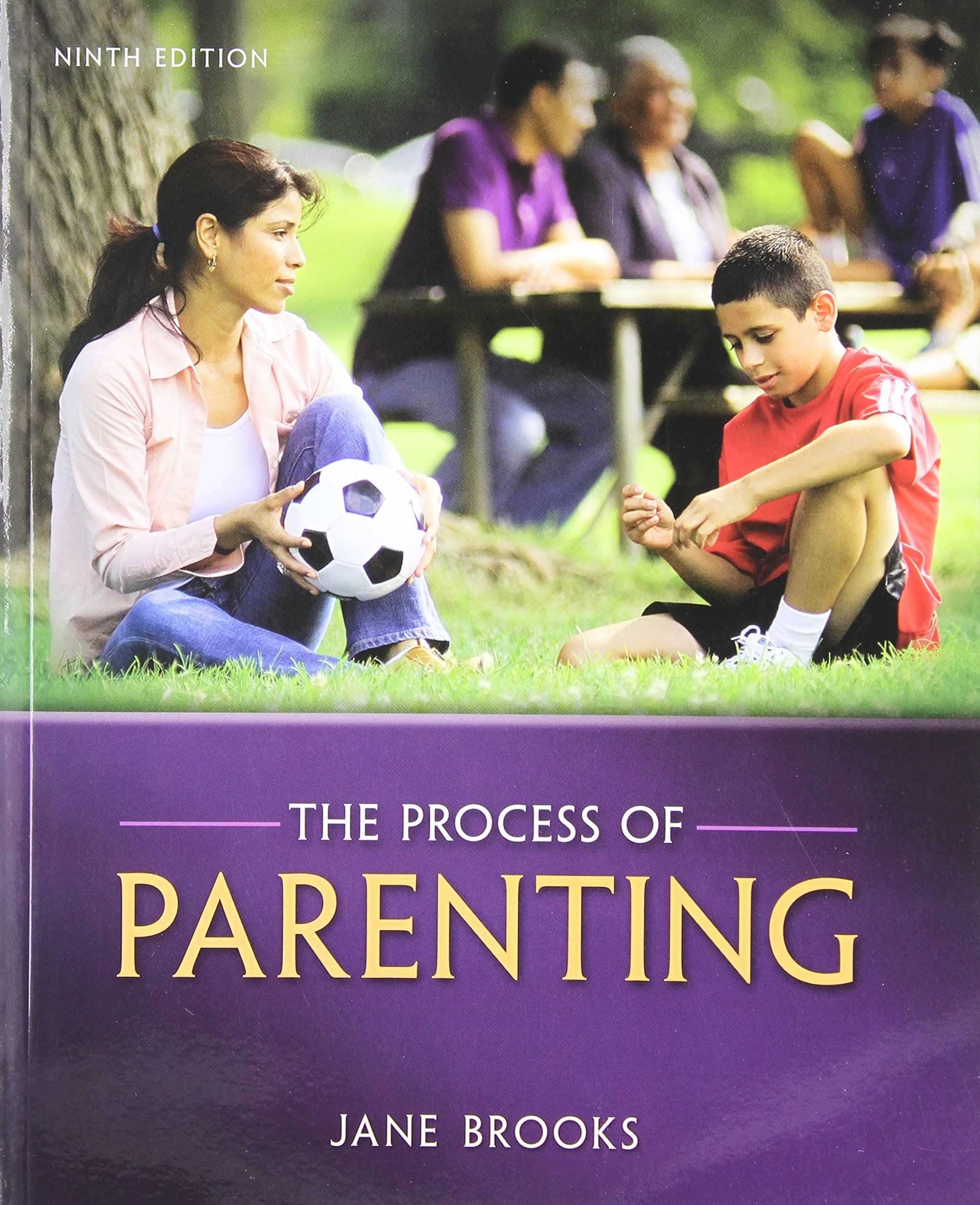 The Process of Parenting by Brand: McGraw-Hill Humanities/Social Sciences/Languages
