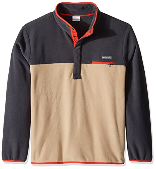 736ad60fad3 Amazon.com   Columbia Men s Big-Tall Mountain Side Fleece Jacket ...