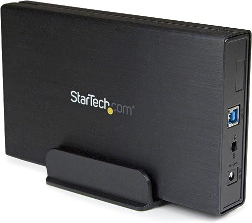 StarTech.com S351BU313 - Caja USB 3.1 Gen 2 de 10 Gbps para Disco ...