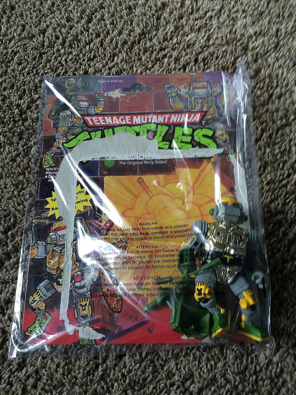 Teenage Mutant Ninja Turtles TMNT Metalhead Action Figure