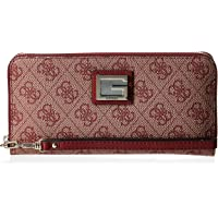 Guess Valy women wallet Large Zip Around