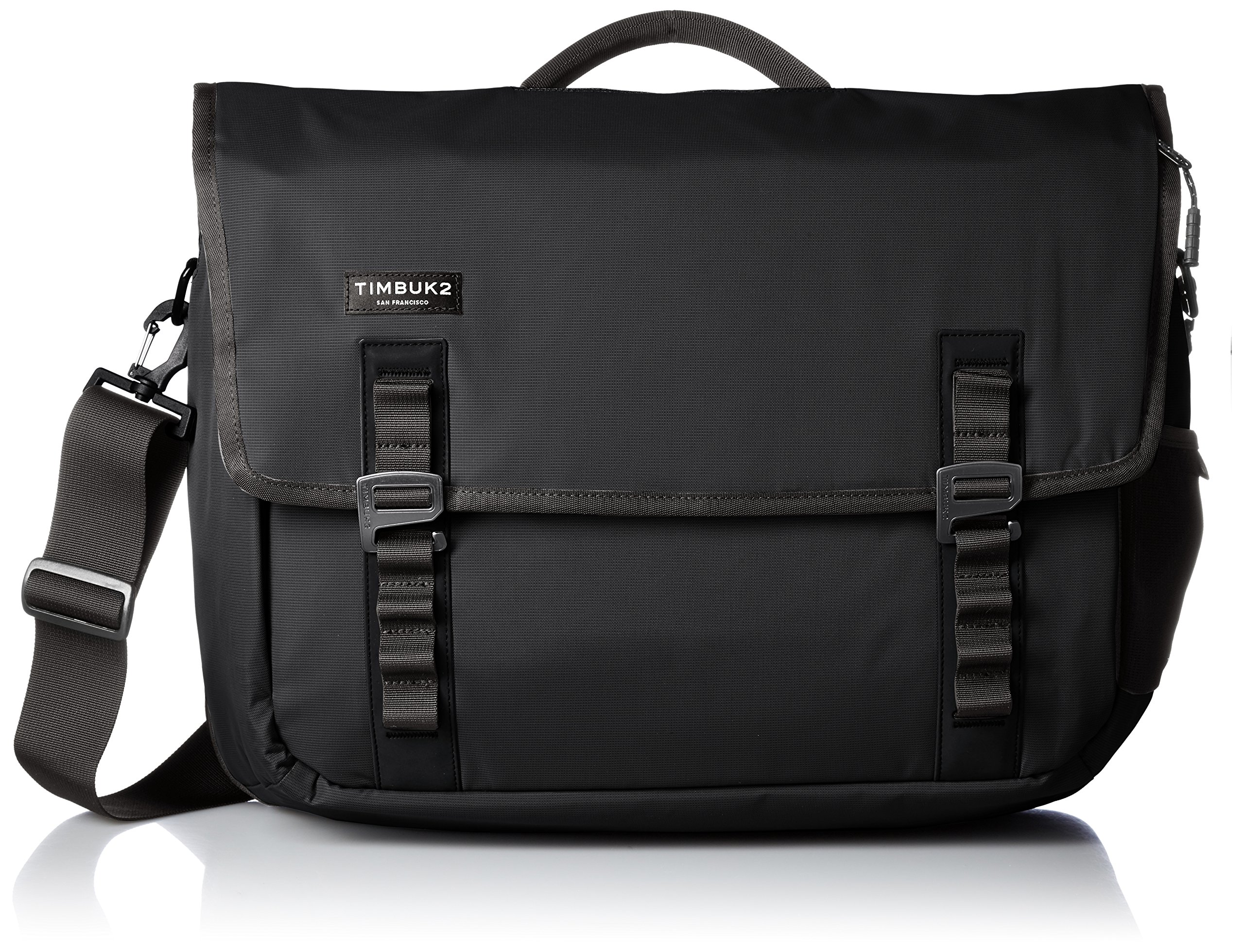 Timbuk2 Command Travel-Friendly Messenger Bag 2015, Jet Black, l, Large by Timbuk2