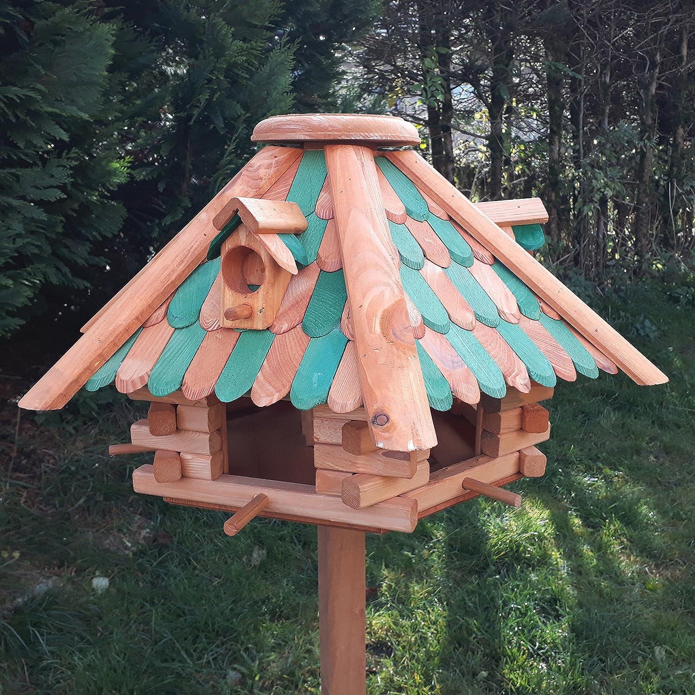 Imprägniert Stabiles Futterhausvogelhaus Imprägniert Deko