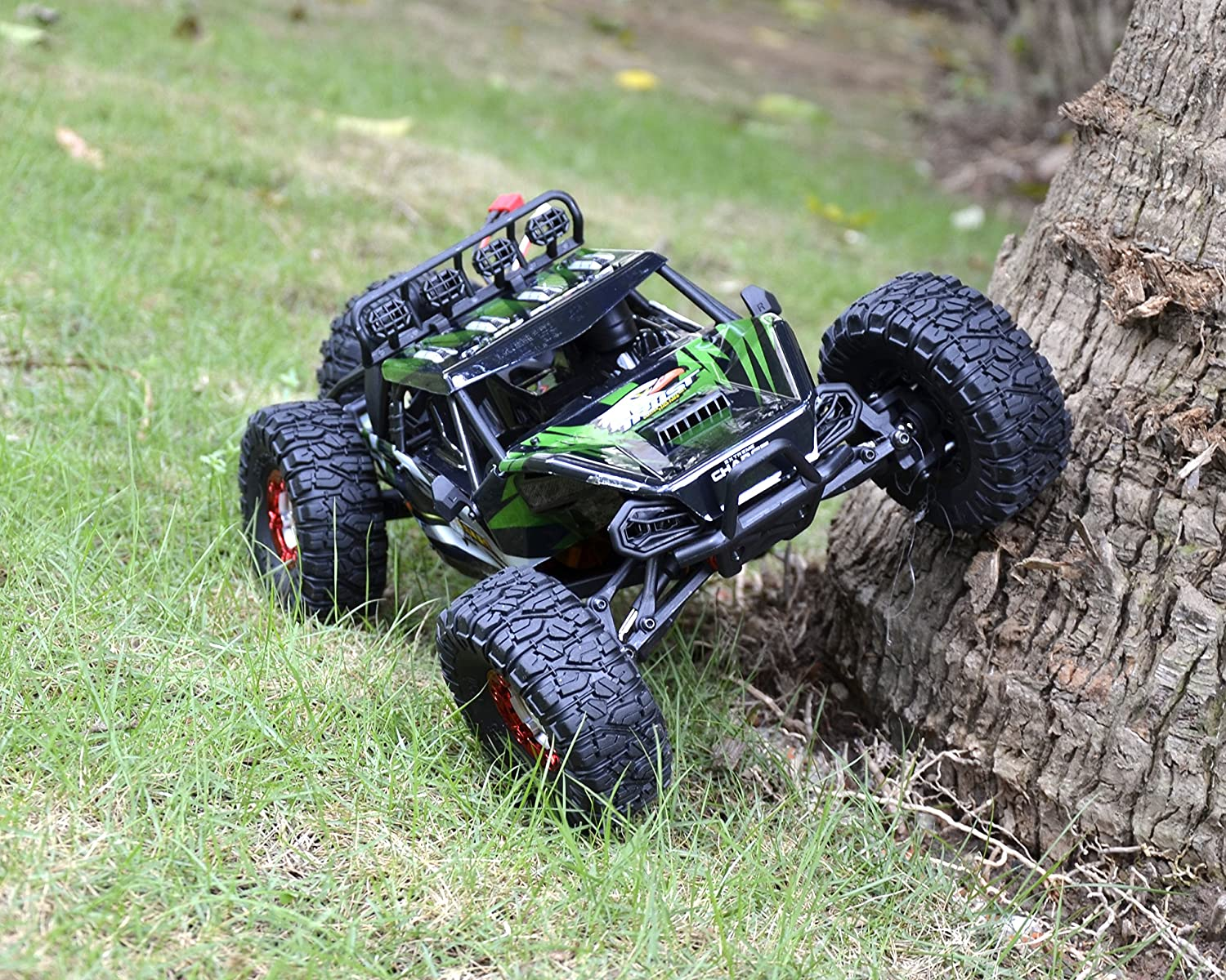 Virhuck V02 1 12 Scale 6wd High Speed Rc Truck With Being In To Radio Control Since The Mid 70 S Brushless Motor 24ghz Off Road Vehicle Rock Crawler Car Racing 37mph Toys Games