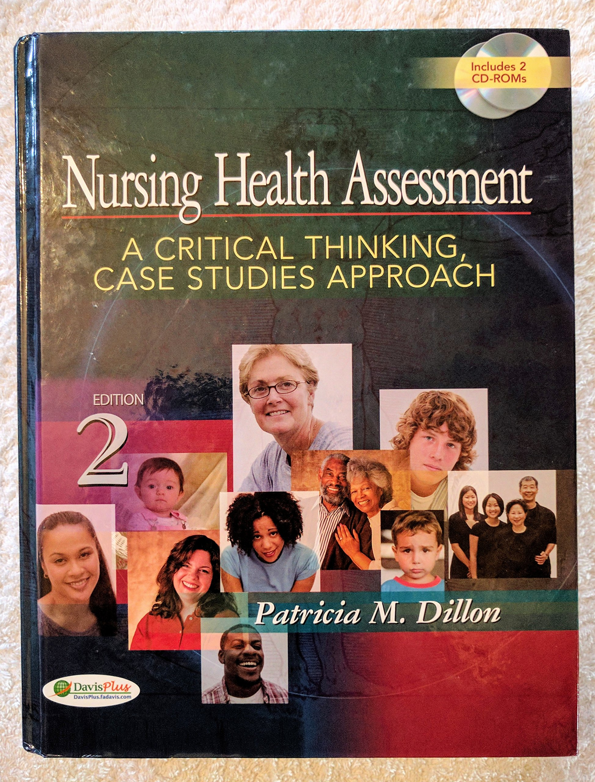 Nursing Health Assessment: A Critical Thinking, Case Studies Approach, 2nd Edition