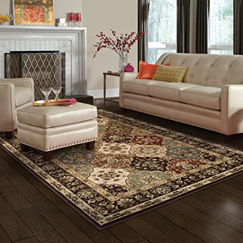 Safavieh Casablanca Collection Abstract Area Rug, 5 x 8 , Grey