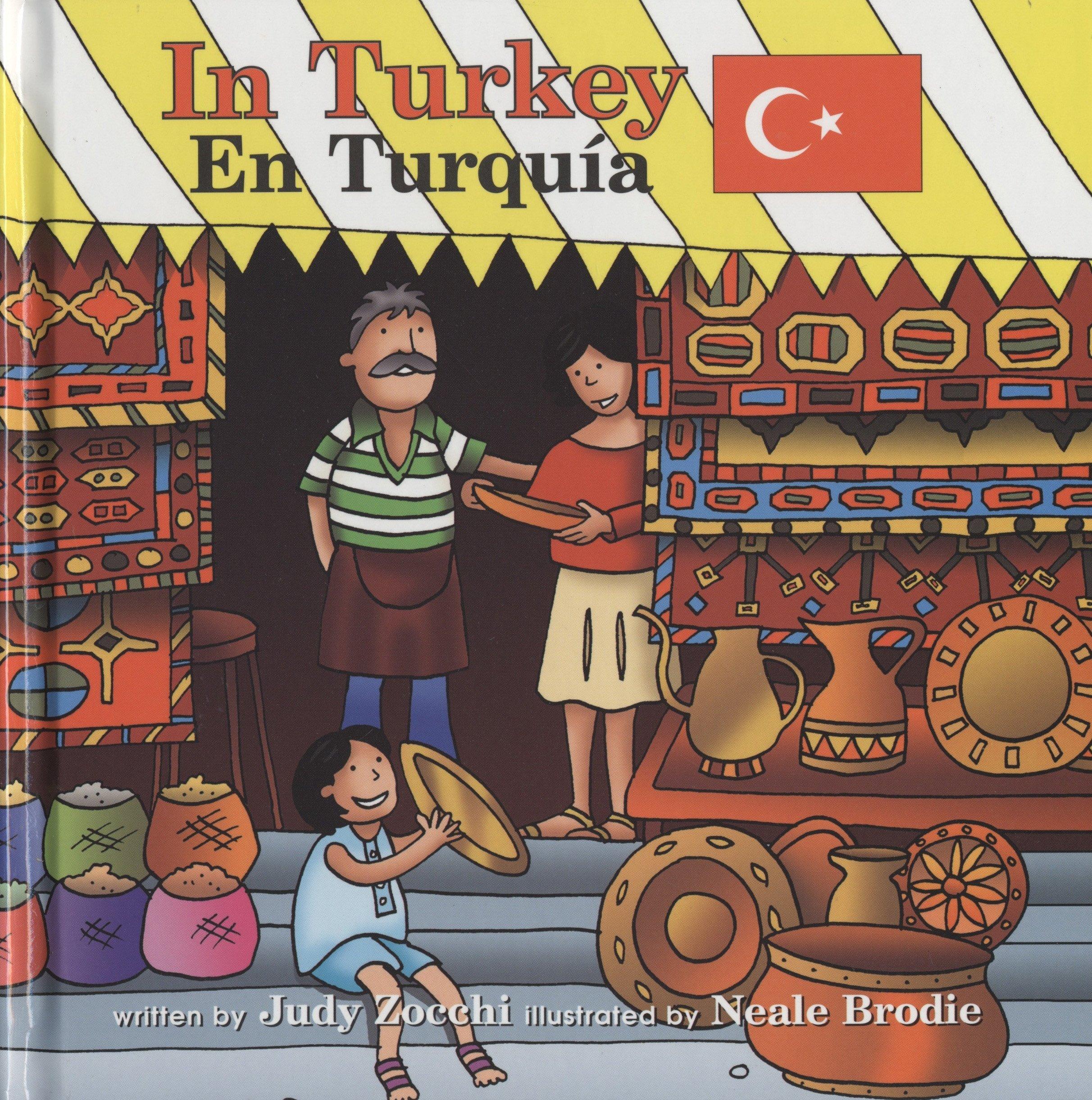 Download In Turkey/en Turquia (Global Adventures/aventuras Globales) (Spanish Edition) PDF