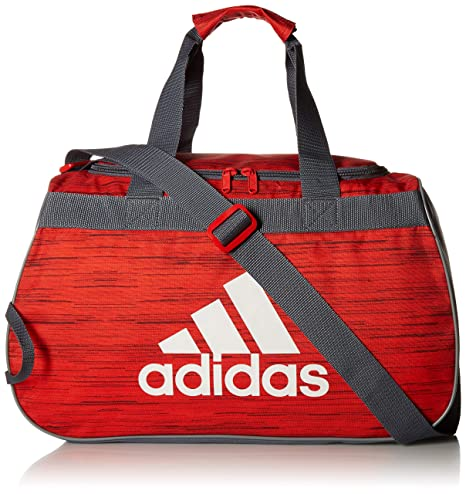 12a720be1a58 Amazon.com  adidas Diablo Duffel Bag