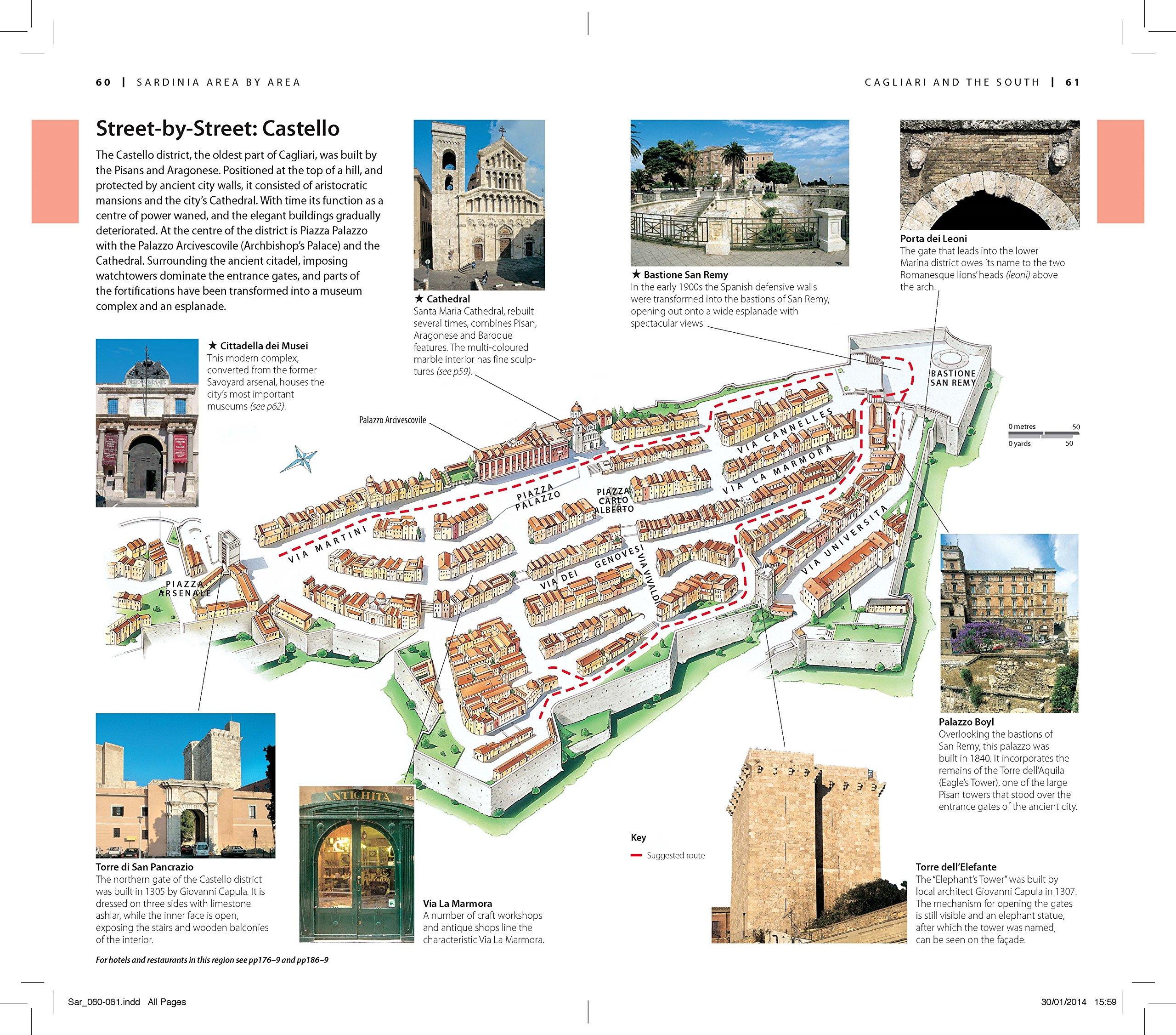 DK Eyewitness Travel Guide Sardinia Amazoncouk DK 9781409329565