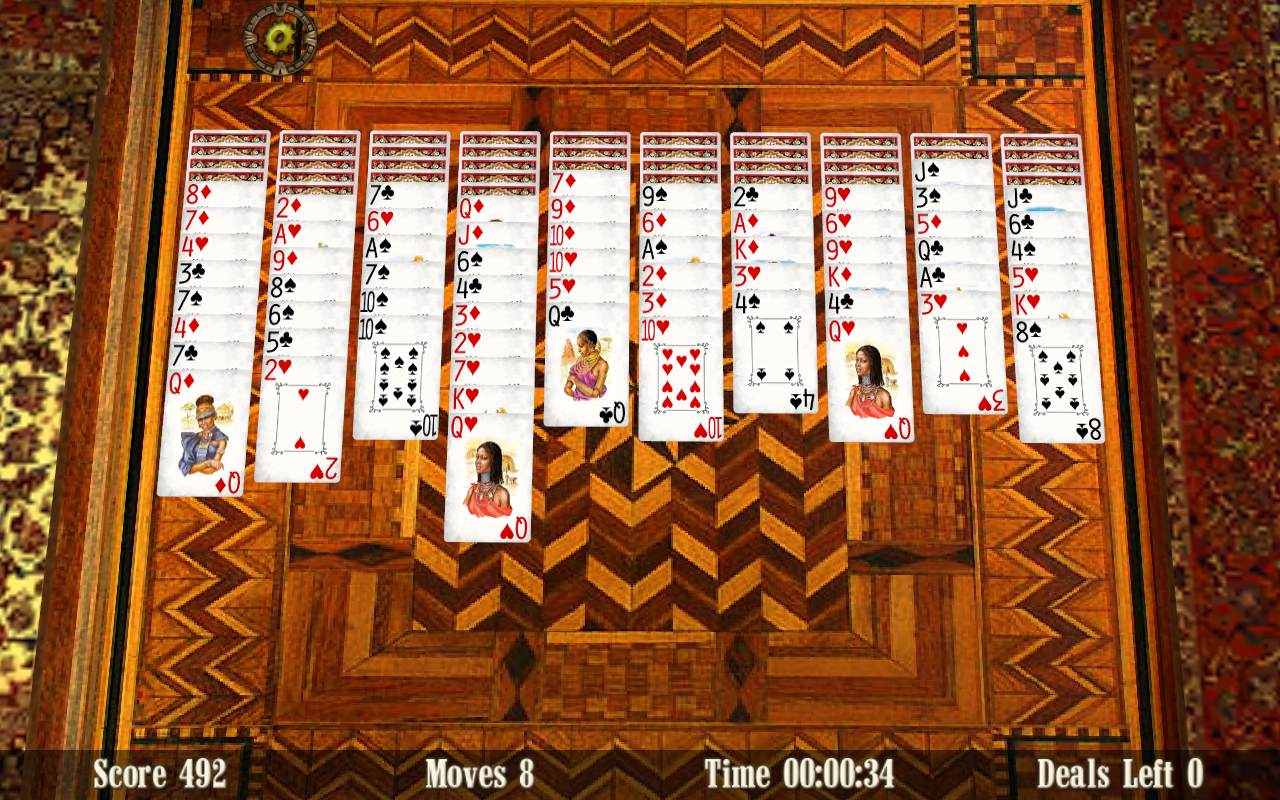 Amazon.com: Spider Solitaire 3D: Appstore for Android