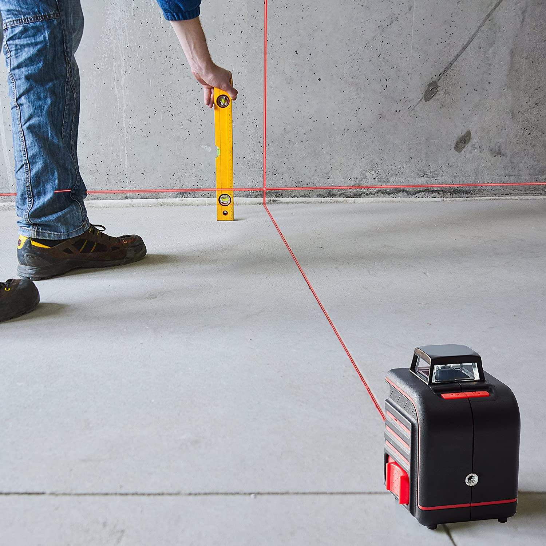 Ada Instruments Cube 360/Niveau laser 360/degr/és des lignes horizontale et verticale