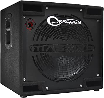 Amazon.com: DRAGOON DM8118 Massive Bass Handcrafted High ...
