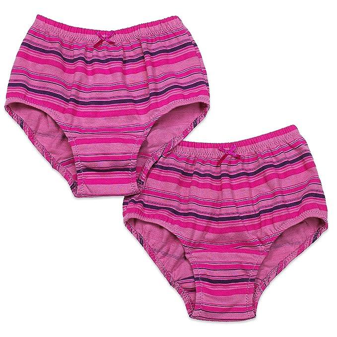 Amazon.com: Llavero de niña ropa interior (2 por paquete ...