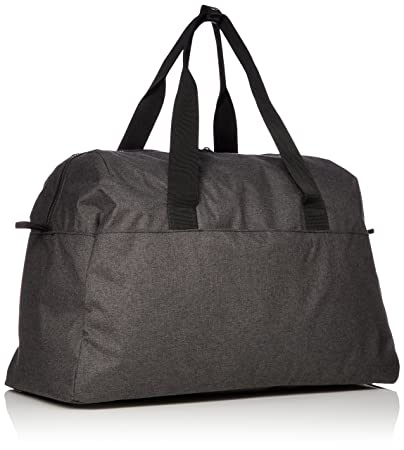 099d0db67e adidas Polyester 16 cms Black and Carbon Travel Garment Bag (W Tr Id Duf)   Amazon.in  Bags