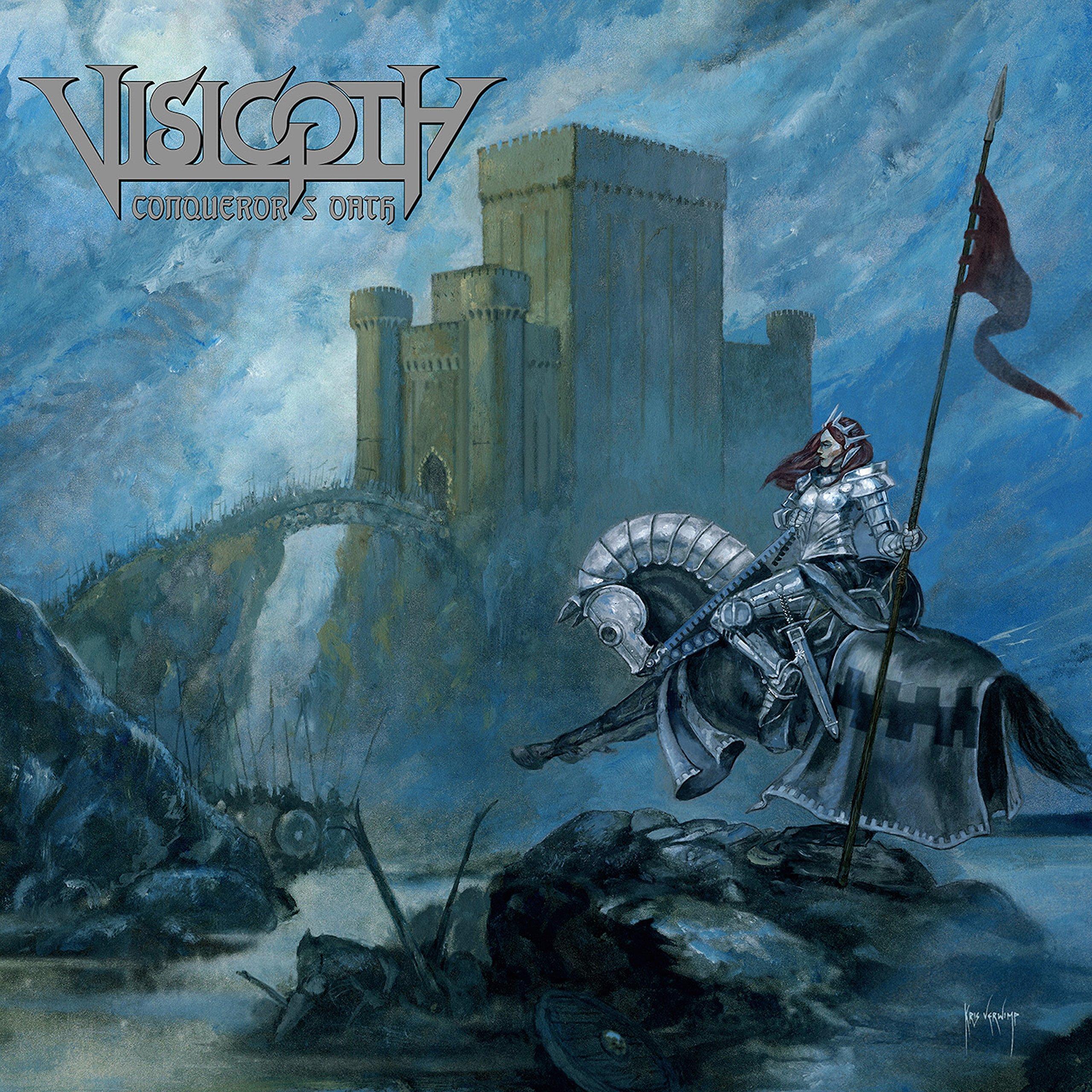Vinilo : Visigoth - Conquerer's Oath (LP Vinyl)