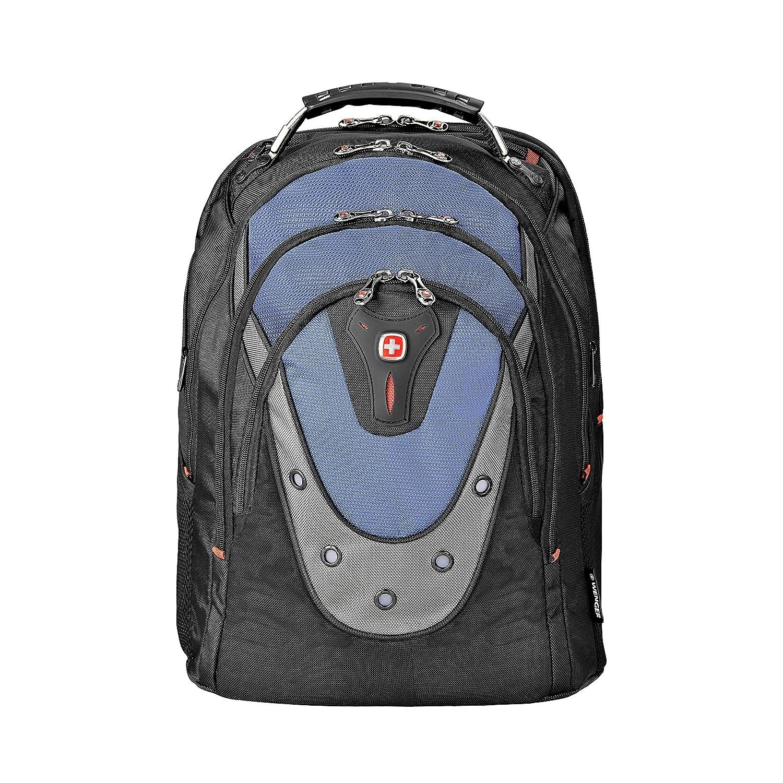 SwissGear Blue Ibex 17 Computer Backpack, 15L x 10W x 19H Wenger 27316060 B000VSFLCI