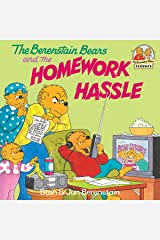 The Berenstain Bears and the Homework Hassle (First Time Books(R)) Kindle Edition