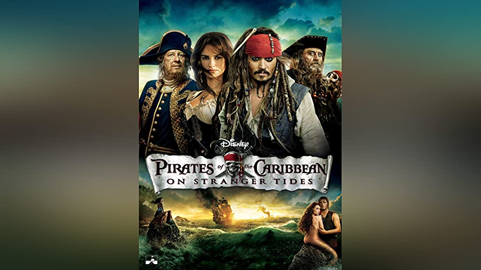Pirates of the Caribbean: On Stranger Tides (4K UHD)