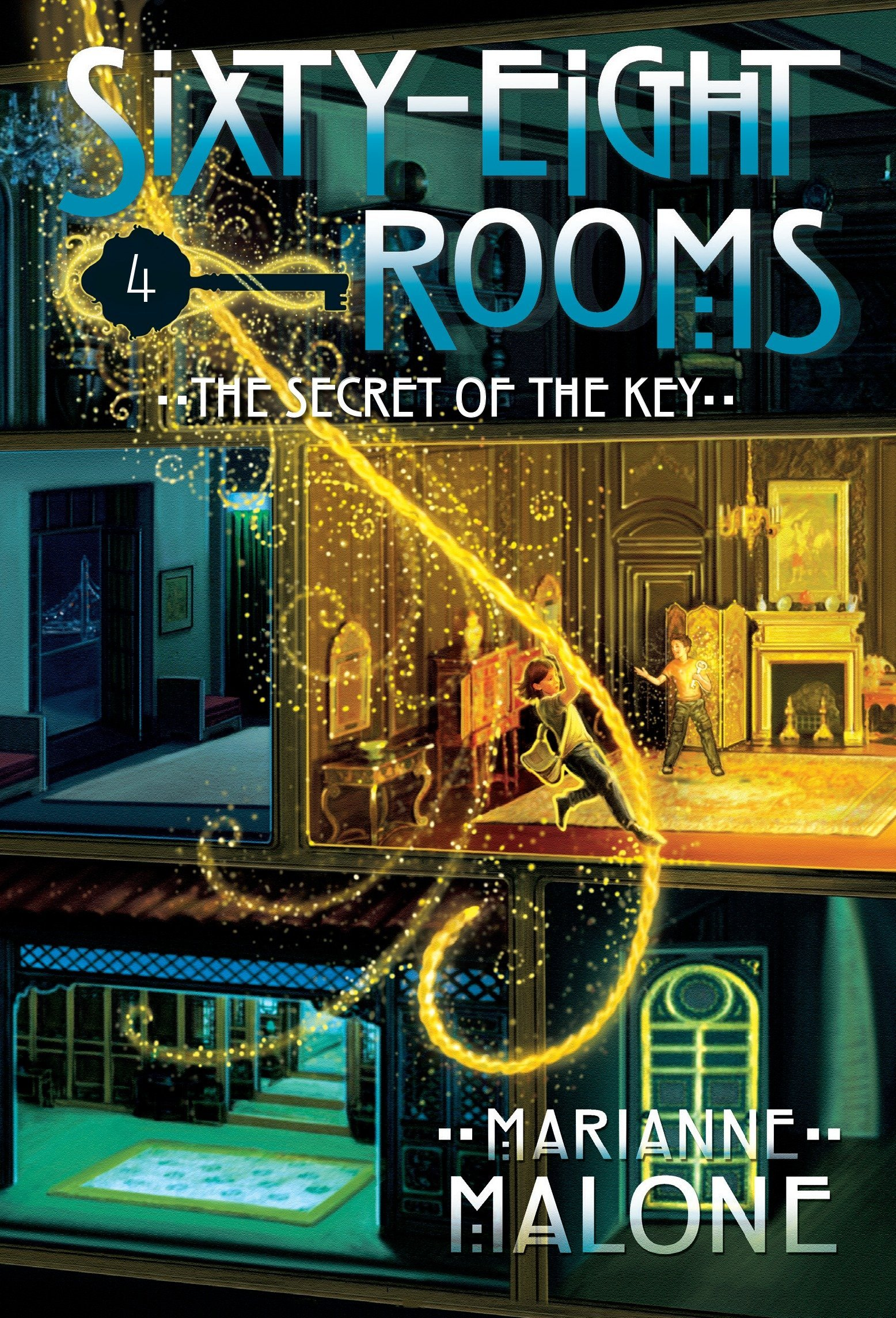 The Secret of the Key: A Sixty-Eight Rooms Adventure (The Sixty-Eight Rooms Adventures) pdf