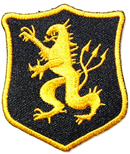 GOLD TEAM DEVGRU SEAL Six 6 Navy US Army Military Logo Shield Jacket Uniform Patch Sew