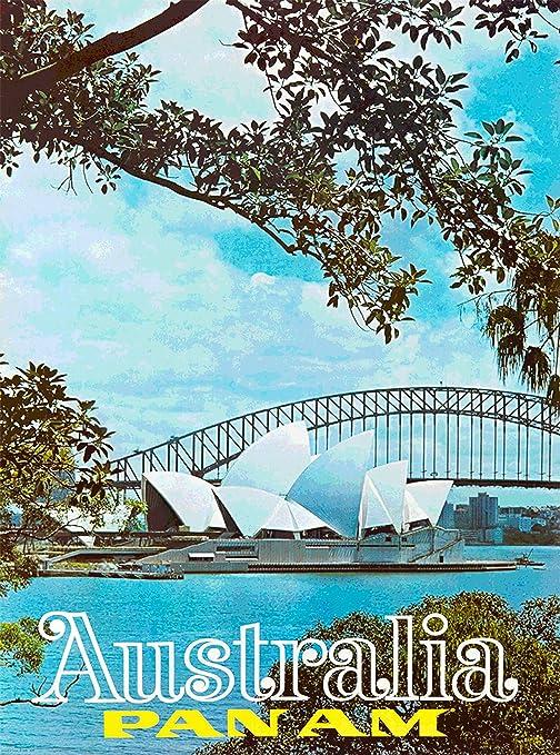 australian photo landscape art print SYDNEY A0 posterPRINT