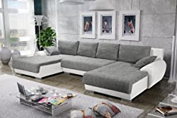 Ecksofa mit Schlaffunktion B-famous Night and Day