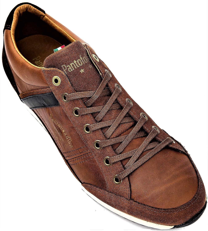 Pantofola d'Oro Niedrig Herren Matera  Herren Niedrig d'Oro Sneaker Tortoise Shell (10173016.jcu) fb4b15