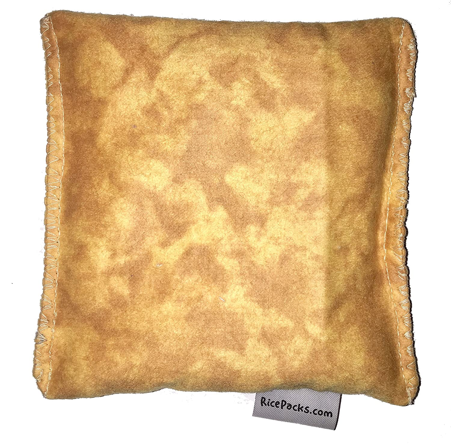 Cinnamon Hot Cold Pack Microwave Heating Pad Reusable Ice Pack Aroma Therapy, Hot Therapy, Cold Therapy, Aromatherapy, Rice Pack, Booboo Pillow