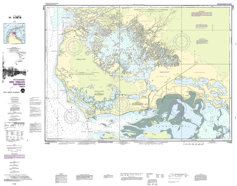 11433 -- Everglades National Park - Whitewater bahía: Amazon ...