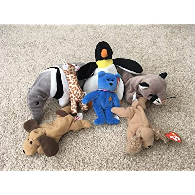 BEANIE BABIES Canyon The Cougar - TY Beanie Baby: Toys & Games