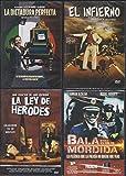 LA DICTADURA PERFECTA, EL INFIERNO, LA LEY DE HERODES, BALA MORDIDA BRAND NEW DVD 4 MOVIE PK EN ESPANOL