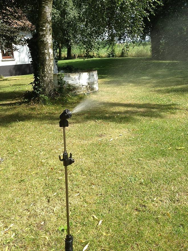 Gardentools - Nebulizador para exteriores, 25 litros/hora (dispositivo para cavar en el suelo) + función pulverizador: Amazon.es: Bricolaje y herramientas