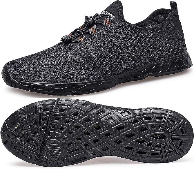 DOUSSPRT Men's Water Shoes Quick Drying