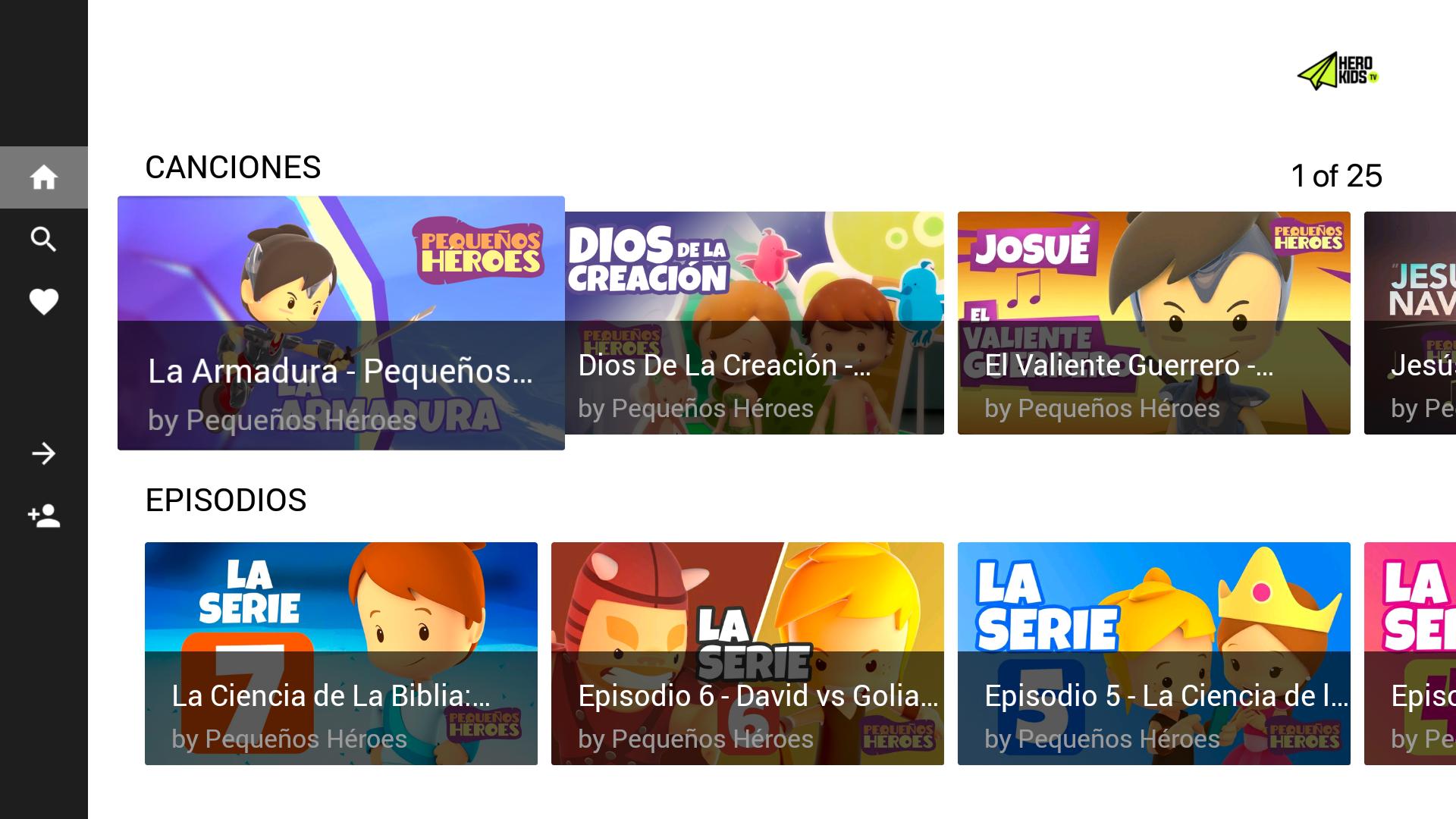 Hero Kids Tv Amazon Es Appstore Para Android