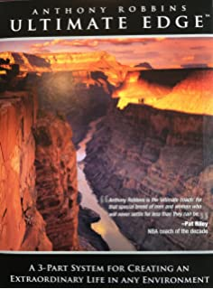 Ultimate edge personal journal anthony robbins amazon books anthony robbins ultimate edge a 3 part system for creating an extraordinary life in fandeluxe Images