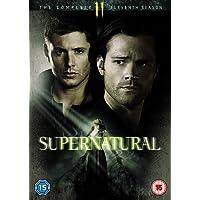 Supernatural - Season 11 [DVD] [2016]