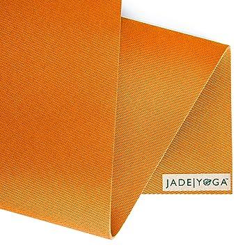 Jade Harmony Tapis de yoga standard 5 mm Tibetan Orange  Amazon.fr ... a5af8bda38a