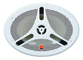 JBL MS9200 6X9 COAXIAL SPEAKER 100 WATTS PAIR WHITE