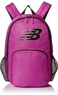 6ae28024e69 Amazon.com: New Balance Adult Booker Backpack, Galaxy, One Size ...