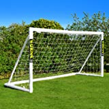 "8' x 4' FORZA Football Goal ""Locking Model"" - [The ONLY GOAL That can be left outside in any weather] [Net World Sports]"